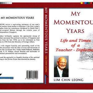 My Momentous Years